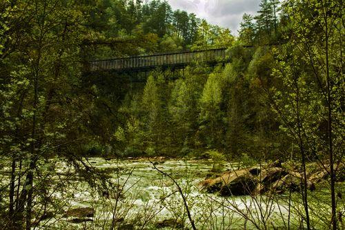 Occoee River between Mineral Bluff, GA & Chatanooga, TN